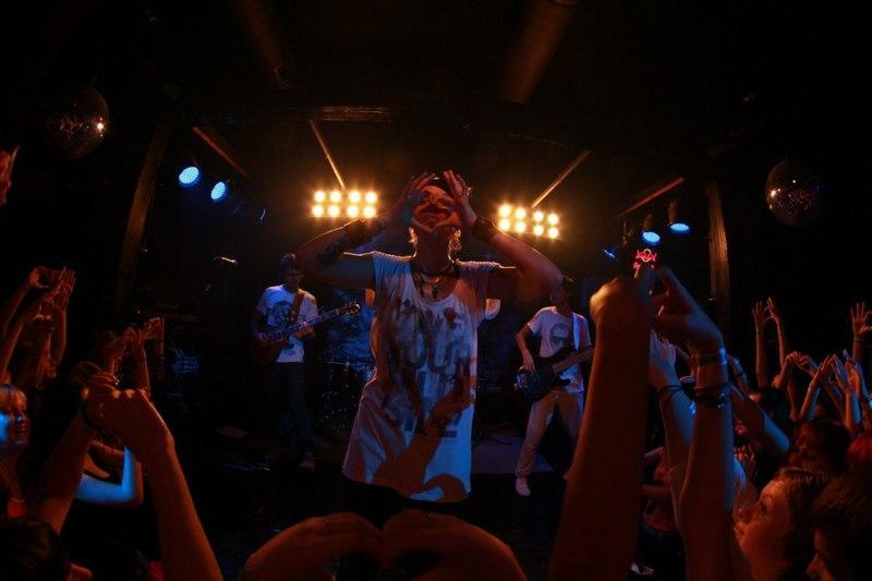 Ну надо же!ру | неформально о культуре — концерт Alai Oli в Воронеже, паб Сто ручьёв