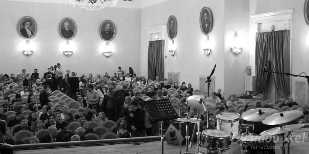 Трио Анджея Ягодзинского в Воронеже — нунадоже.ру — отчёты, рецензии, концерты, премьеры Воронежа