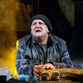 Тимон Афинский в «Спартаке»: Шекспир всегда актуален