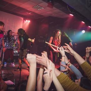 ##### 5diez, концерт в клубе Tarantul, Воронеж, фото — нунадоже.ру