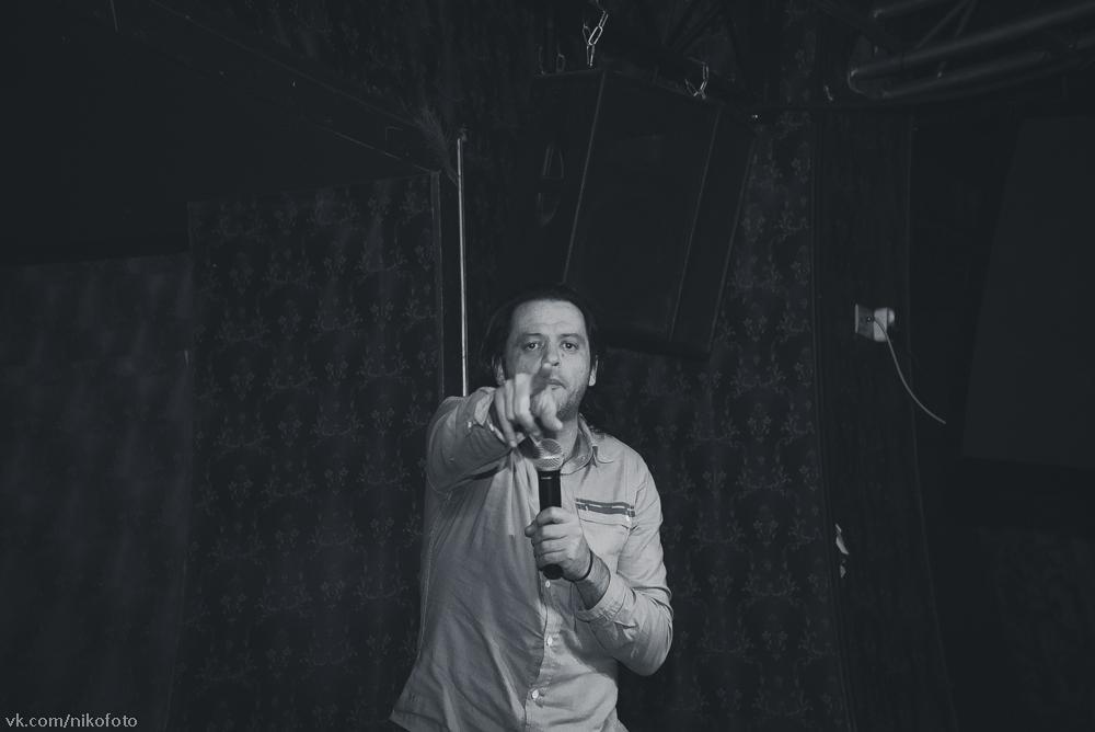 Лёха Никонов, презентация сборника стихов «Медея» в Воронеже, отчёт, фото — нунадоже.ру