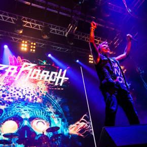 Papa Roach: главные альтернативщики рока в главном зале города