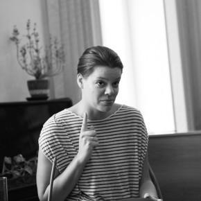 Вера Полозкова в гостях у воронежского клуба «Круги чтения»