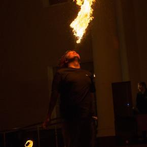 Закрытие огненного сезона 2013