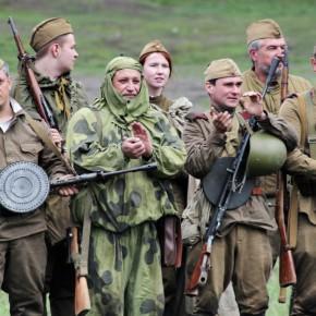 «Последние дни войны, май 1945 год» – военно-историческая реконструкция